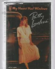 PATTY LOVELESS - if my heart had wings CASSETTE / NEW SEALED 1988 10 tracks