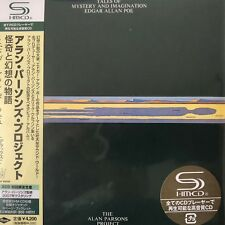 Tales of Mystery and Imagination- by The Alan Parsons(SHM-2CD mini LP)UICY-93860