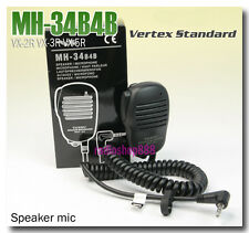 Yaesu Mh-34B4B Speaker Mic for Vx-1R Vx-2R Vx-5R Ft-60R