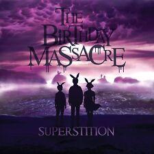 THE BIRTHDAY MASSACRE Superstition CD Digipack 2014