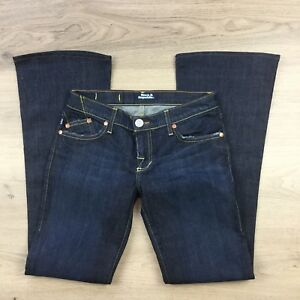 Rock & Republic Roth Boot Cut Sequins Women's Jeans Size 26  L31 (AE1)