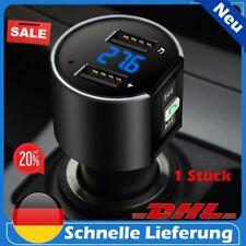 Bluetooth FM Transmitter Auto Mp3 Player Radio USB Stick KFZ Freisprechanlage DE