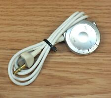 Genuine Sony PSP (PSP-120) Headphone Adapter Remote Control Only (No Headphones)