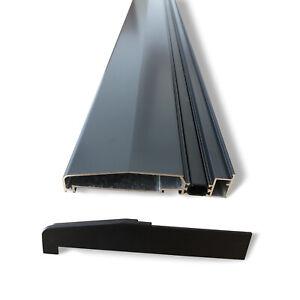 150mm External Aluminium Smarts Window/Bifold/Patio Door Sill/Cill + End Caps