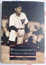 Williamsport's Baseball Heritage Quigel Hunsinger Little League Birthplace