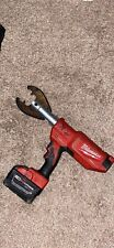 New Listingmilwaukee 2977 20 O And D Die Lineman Line Tools Red