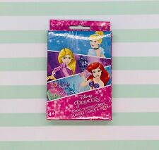 Disney PRINCESS Jumbo Playing Cards~For Ages 4+