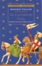 The Canterbury Tales (Puffin Classics) Geoffrey Chaucer Paperback