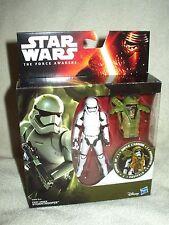 Figura De Acción Star Wars The Force despierta primera orden de Stormtrooper Armadura Hasta 4 Pulgadas