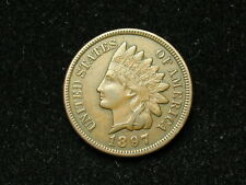 SUMMER SALE!! XF+ 1897 INDIAN HEAD CENT PENNY w/ DIAMONDS & FULL LIBERTY #46s