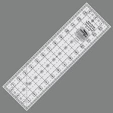 "4"" x 14"" Rectangle Creative Grids Basic Range QUILT RULER Gripper Dots BRAND NEW"