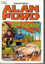 ALAN FORD  #  267    BUM FACTORY