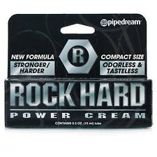 ROCK HARD! POWER HARD ON CREAM Sex Aid MALE Erection Enhancer Penis