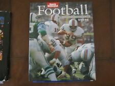 SPORTS ILLUSTRATED - FOOTBALL -  A HISTORY OF THE AMERICAN GAME - 222 PAGES NEW