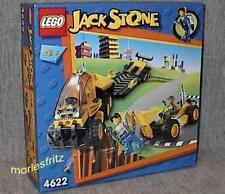 Lego 4622 FRONT-SCHAUFEL-LADER - TRANSPORTER Frontlader Tieflader 4+ Neu
