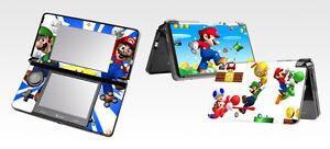 Super Mario Bro Vinyl Decal Skin Sticker for Nintendo 3DS