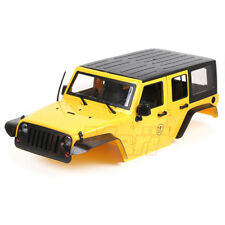 Xtra Speed Top Jeep Hard Plastic Body Kit 313mm For SCX10 RC4WD Cars #XS-59764Y