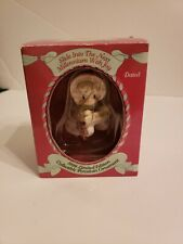 Precious Moments Ornament 587788- Slide Into the Next Millennium with Joy w/box