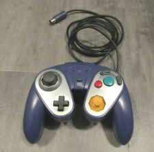 Pelican G3 Purple Wired Controller Gamepad For Nintendo GameCube