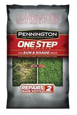 Pennington 100520283 One Step Complete Sun and Shade Combination Mulch, 8.3 Lbs