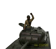 1:16 Scale Torro U.S. Private D. George Tank Crew Figure WWII RC Tank