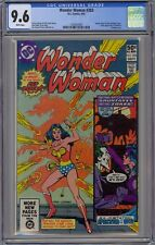 Wonder Woman #283 CGC 9.6 NM+ Wp DC Comics 1981 Joker & Huntress Back-Up Story
