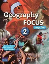 9780733977152 Geography Focus Stage 5 2nd Edition Pearson