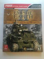 Empire Earth II Strategy Guide