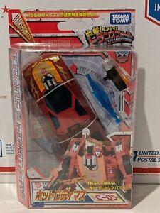 Transformers Takara Tomy Henkei Classics Hot Rod Rodimus Prime C-05 Figure