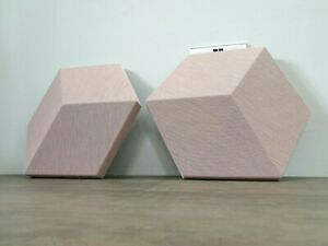 Genuine Bang & Olufsen / B&O BeoSound Shape Covers - Pink by Kvadrat - RRP £225