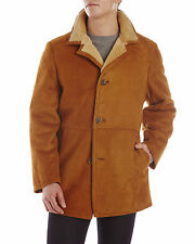 BLUE DUCK SPANISH LAMB MICRO SHEARLING COAT L/XL (42-44) MSRP $2,095
