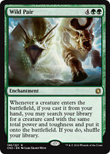 Wild Pair  RARE  Conspiracy: Take the Crown MTG MINT UNPLAYED