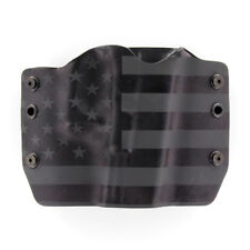 Arex, Canik, Desert Eagle, Remington - STEALTH BLACK USA, OWB Kydex Gun Holsters