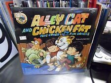 Alley Cat and Chicken Fat Plus Other Fun Dances LP Wonderland Records Sealed