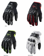 Fox Racing Bomber Motorcycle/ATV Bike Gloves Black / White M/L/XL