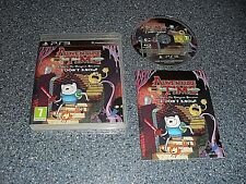 PS3 Adventure Time Explore the Dungeon Because I Don't Know - VGC PlayStation 3