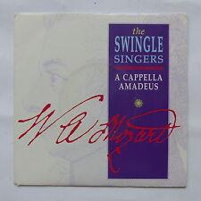 THE SWINGLE SINGERS A cappella Amadeus 1er mouvement 40me symphonie SA1302 PROMO