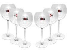 Martini Ballon Glas Gläser-Set - 6x Ballon Gläser