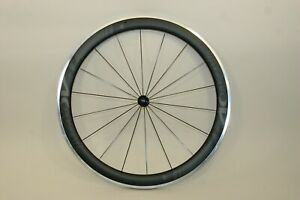 Oval Concept 950F Tubeless 700 Front Wheel Carbon/Alloy 18h MSW 9x100mm QR F3031