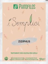 Phitofilos Ziziphus Sidr Polvere pura lucidante volumizzante capelli - 100g