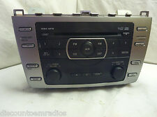 11 12 Mazda 6 Factory OEM Radio 6 Disc Cd Mp3 Player GEG4669RX C54987