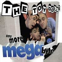 TOY DOLLS – ONE MORE MEGABYTE LIMITED EDITION BLUE VINYL LP (NEW/SEALED)