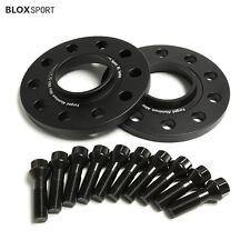 10mm Or 15mm 4Pcs BMW Wheel Spacers 5x120 Fits E90 E91 E92 E93 E34 E28 With Bolt