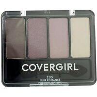 CoverGirl Eye Enhancers 4-Kit Eyeshadow, Pure Romance 235, 0.19 oz