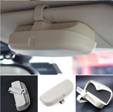 Auto Car SUV Sunglasses Clip Holder Glasses Sun Visor Organizer Storage Case Box