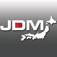 JDM Giapponese Rising Sun Adesivo Decalcomania in Vinile per Auto Honda | | MAZDA | Nissan | LEXUS