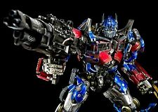 3A ThreeA Transformers Dark of the Moon: Optimus Prime with EXCLUSIVE Blaster