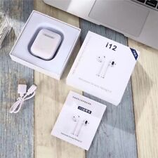 Ariana. 5.0 Bluetooth Earbuds and Universal Crystal Wireless Charger Pad Bundle