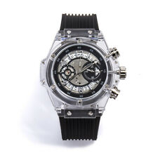 BIG BANG men WATCH Auto Transparent 176 rt F1 IK