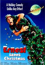 Ernest Saves Christmas Retiring Santa Claus Orlando Holiday Comedy Movie on DVD